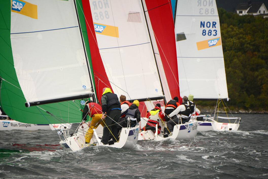 STARTER 20. MAI: Det er mindre enn en måned til seilsportsligaen starter, og SEILmagasinet kikker seilforeningene i kortene og spår hvordan det går.