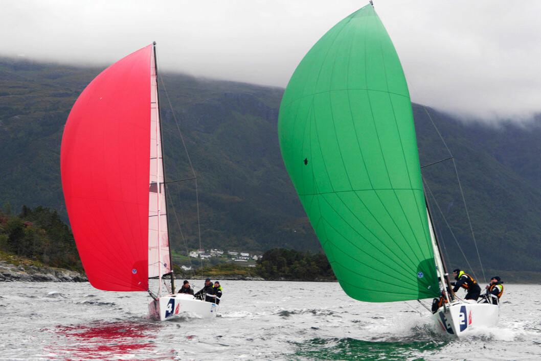 TRE LAG: Stavanger kjører en årskvalifisering der de plukker ut tre lag som skal seile for foreningen i 2016.