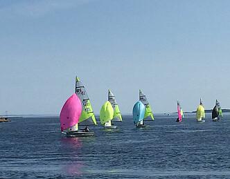 Hjemmeseier til Drammen-seilerne