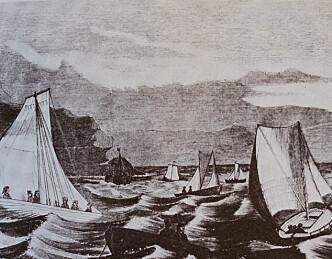 Historisk sus over Homlungenseilasen
