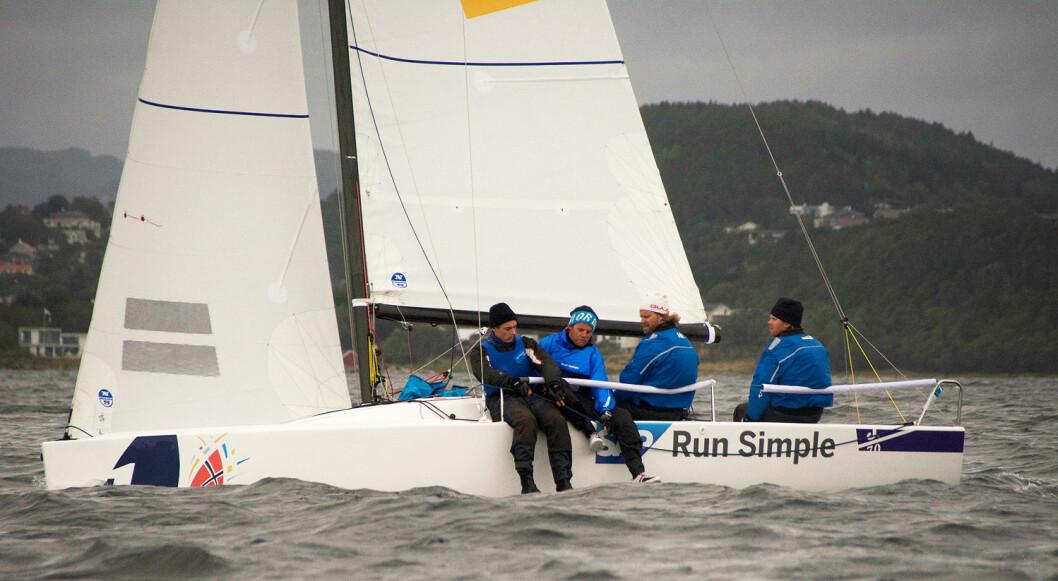 TIL TOPPS: SEILmagasinet har tro på at Arendals Seilforening vil gå til topps i Norsk Seilsportsliga anno 2016. Så får alle de 14 andre seilforeningene gjøre sitt for å gjøre tipset til skamme.