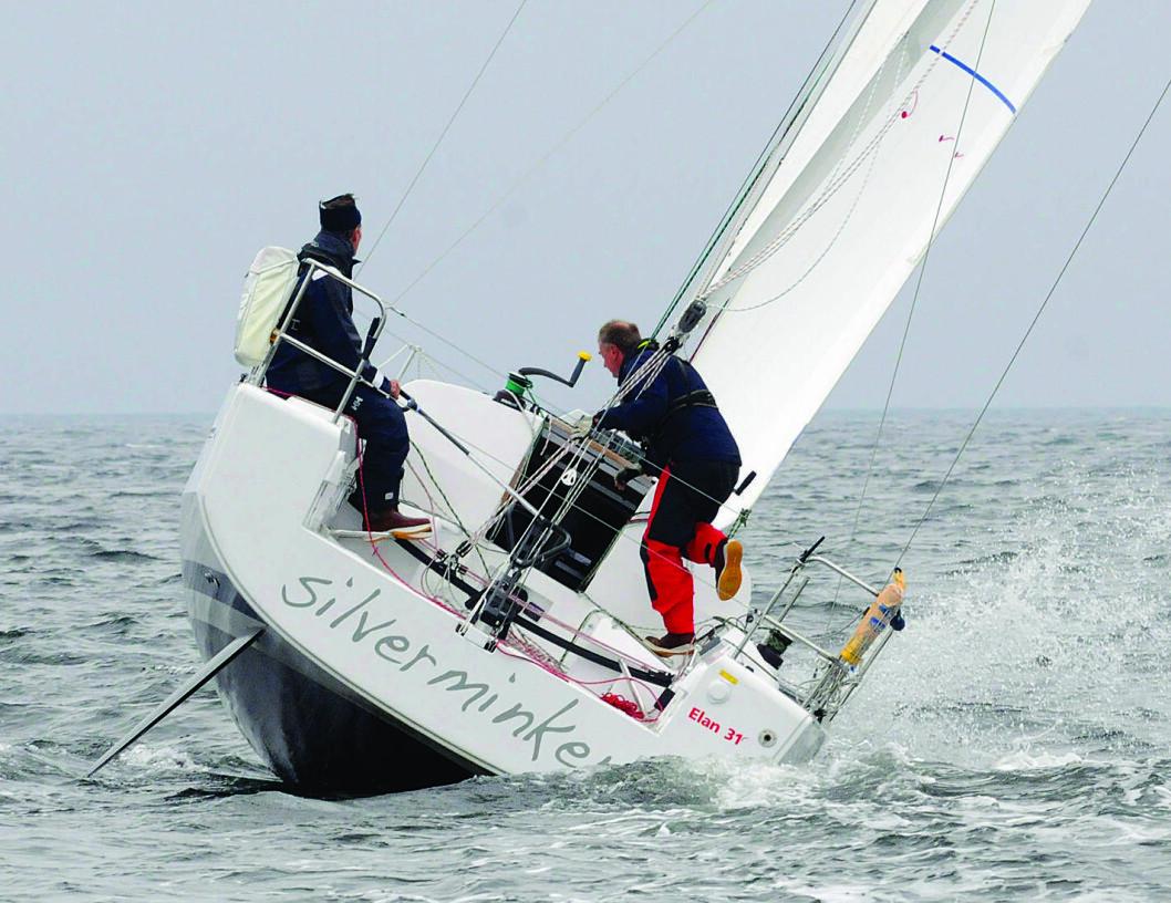 ELAN 310: Elan 310 er en av båttypene som deltar i «Open Class» og om det nye trofeet «Strykejernet».