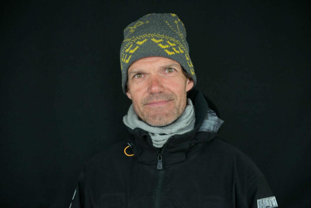 LANGVEISFRA: Thomas Robberstad (bildet) har tatt turen helt fra Stavanger til Hollænderseilasen for å utfordre Elling Rishoff på toppen av listen over årets shorthandedseilere.