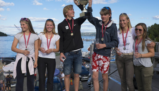 Tønsberg-duo til topps