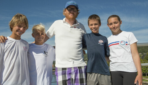 Amerikanere utfordrer i norgescupen