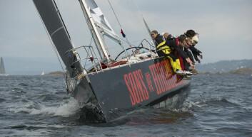 NOR RATING: «Sons of Hurricanes» var raskest rundt bøyene i North Sails Nesodden Høstcup.