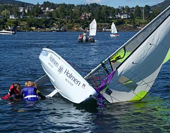 Ny rekord for Sjøsprøyt-leiren