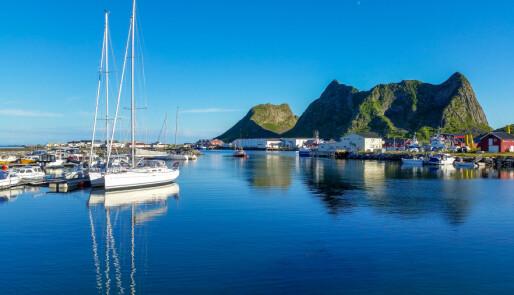 På tur langs Helgelandskysten og i Lofoten