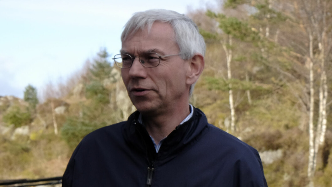 HAUGESUND: November er tid for kurs, og leder Frank Hendrikse håper medlemmer av Haugesund Seilforening vil delta.