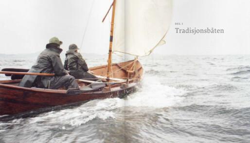Omfattende verk om livskraftig tradisjonsbåt