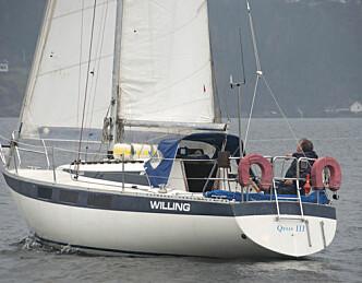 Familievennlig gutteturbåt