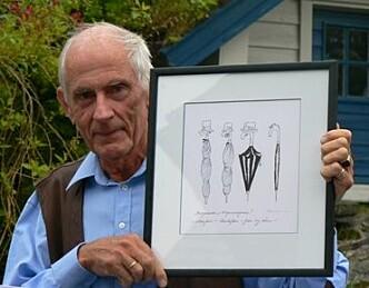 71-åring hedret for Shetland-seilas