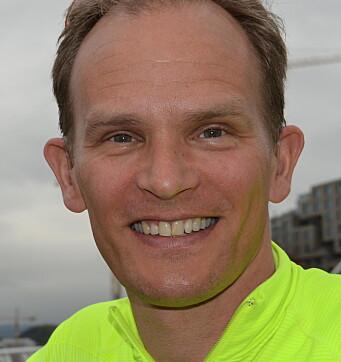TILRETTELEGGER: Per Bøymo skal selv delta i NM i sportsbåtklassen med sin J/80.