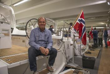 SATSER: Harald Korn i Giramar AS vil selge Sunbeam i Norge..