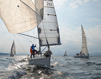 Mest turseiling blant storbåt-seilerne