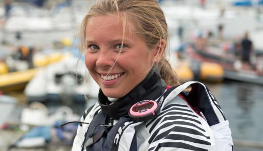 Vellykket norgescup-sesong for Optimist-seilerne