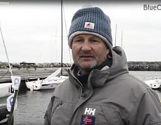 Balanse i båten gir fart