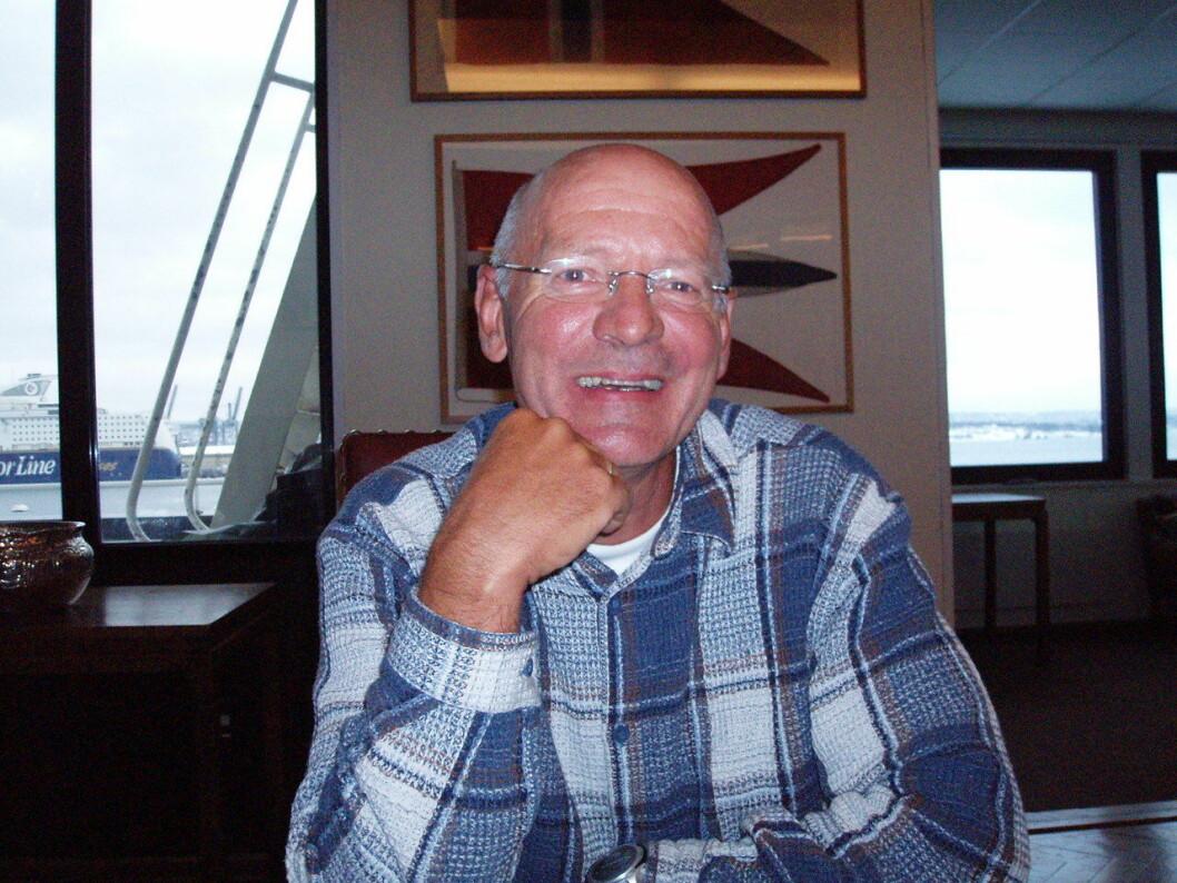 Jan Steven Johannessen sjefstrener i KNS