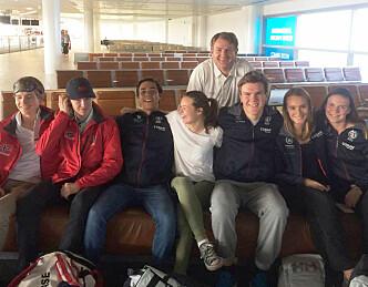 Til New Zealand på medalje-jakt