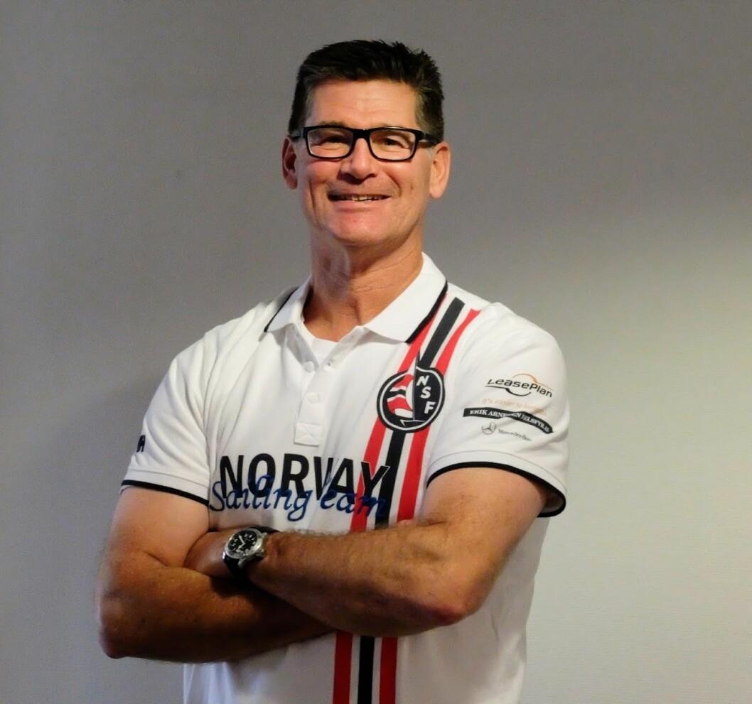 NY SPORTSSJEF: Rigo de Nijs er ansatt som ny sportssjef i Norges Seilforbund.