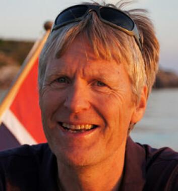 LEDEREN: Bernt Aanonsen ønsker seg flere jolleseilere i Bodø Seilforening i 2017.