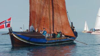 VESTFJORDSEILASEN: Vestfjordseilasen er en unik regatta hvor både tradisjonsbåter og moderne regattabåter konkurrerer sammen.