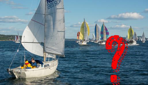 Hva kan du om seiling og navigasjon?