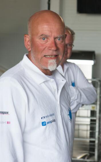 LEDER: Per Arne Skjeggestad ønsker større intern oppmerksomhet rundt foreningens deltagelse i seilsportsligaen.
