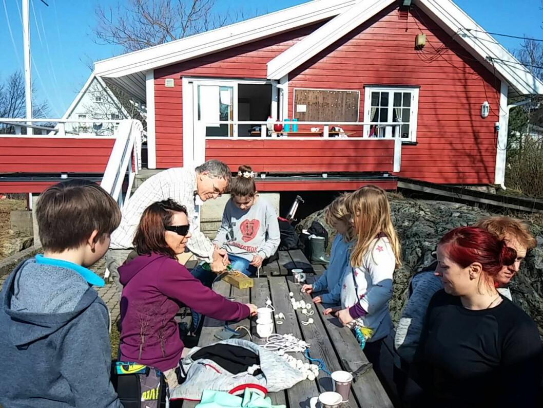 MODERNISERING: Ønske nummer én i Drøbaksund Seilforening er å få til en modernisering av seilerhytta.