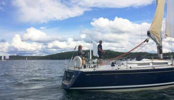 FLERE PÅ VANNET: Drøbaksund Seilforening håper å få aktivisert flere av turseilerne som ligger i havnene i Drøbaksundet.