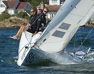 Bag-seiling inntar Norge
