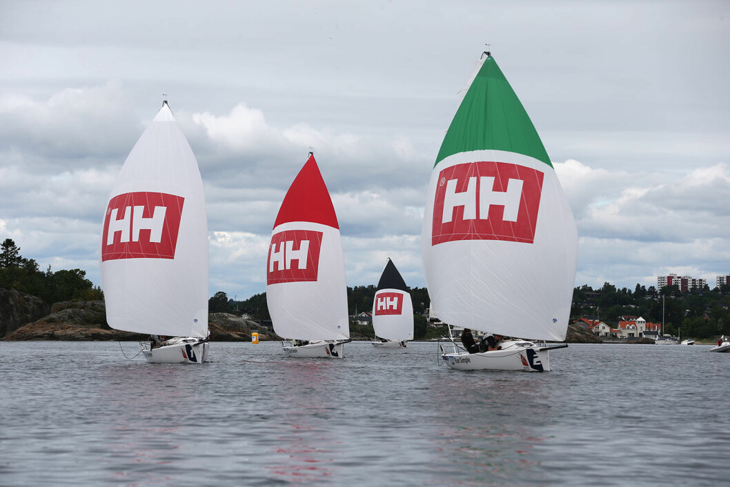 SEILSPORTSLIGAEN: Oslo, Sandefjord, Moss og Larvik er de utvalgte stedene for seilsportsligaen i 2017.