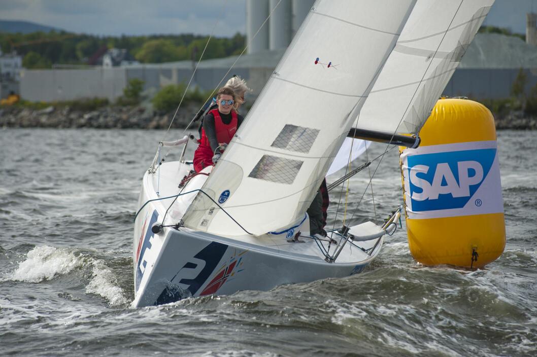 SEILSPORTSLIGAEN: Når seilsportsligaen skytes i gang i mai, er det selskapet Sail Logic som trekker i trådene.
