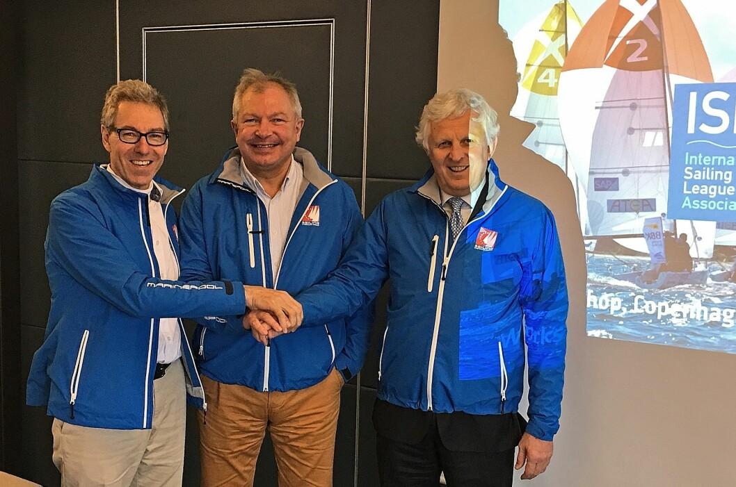 ISLA: President i ISLA er Peter Wolsing (DK). Visepresident er Roberto Emanuele Felice (ITA) og kasserer er Edward Russo (FRA).