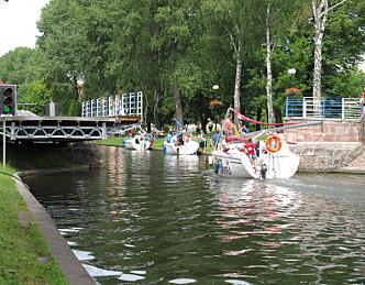 Annerledes, artig og rimelig båtferie