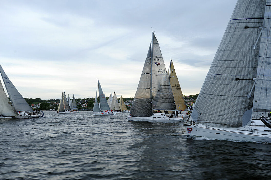 TIL SKAGEN: 32 skippere har foreløpig bestemt seg for å delta i HH Skagen Race.