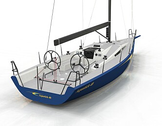 – Jeg fant ingen båt som var god nok