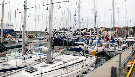 Klubbkvelder om regler og Shetland Race