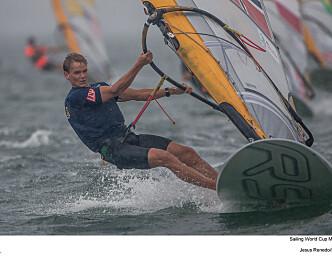 Oppgraderte VO 65-er og America's Cup-båter på foiler