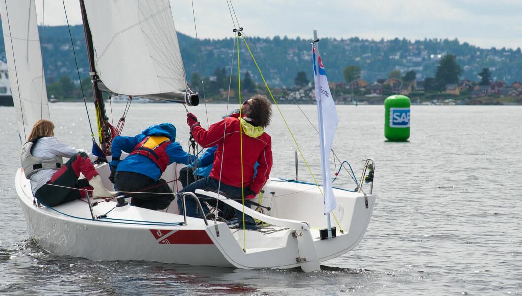 BODØ: Bodø Seilforening er en av 15 seilforeninger som nå er klar for å konkurrere i 2. divisjon.