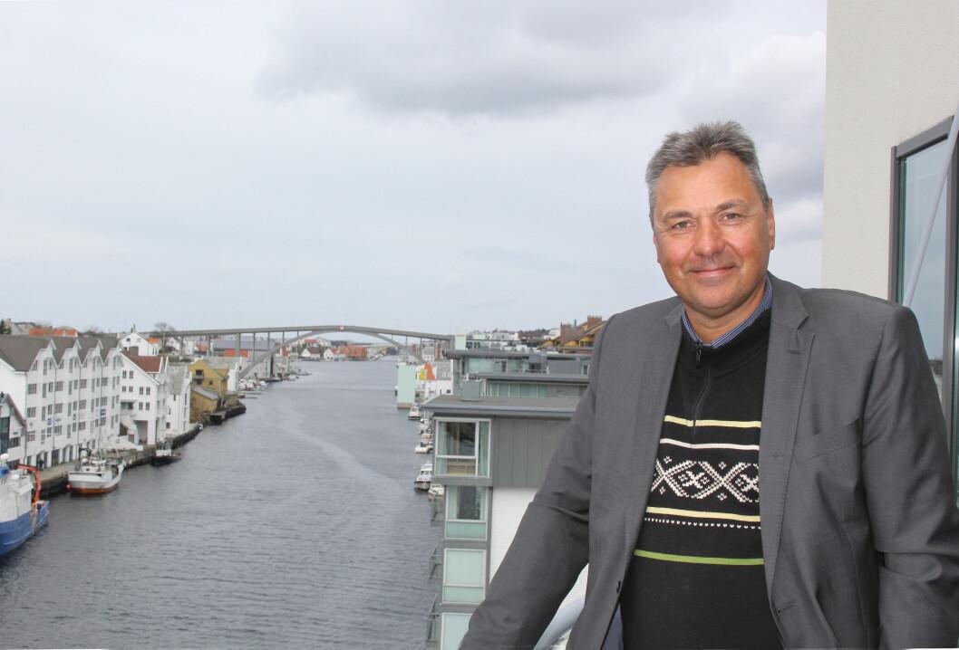 REGISTER: Olav Akselsen vil at Sjøfartsdirektoratet skal drifte et nytt, offentlig båtregister.