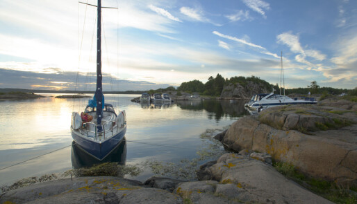 Den beste havnen i Tønsbergfjorden