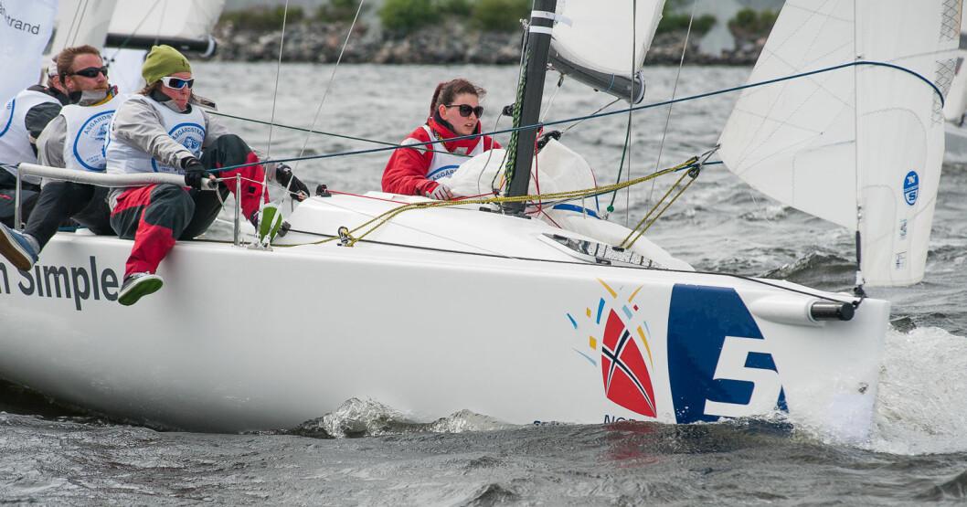 NR. 2: SEILmagasinet tror Åsgårdstrand Seilforening vil innta det nest øverste trinnet på seierspallen i år.