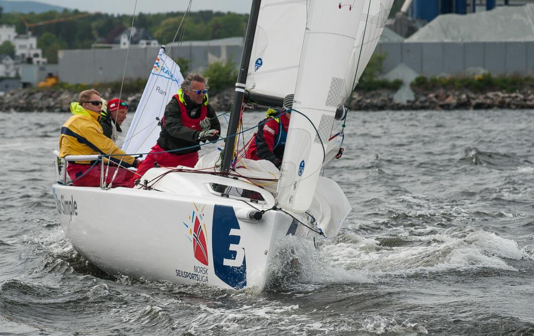 NR. 5: Går det som SEILmagasinet tror, ender Ran Seilforening på en 5. plass i årets seilsportsliga.