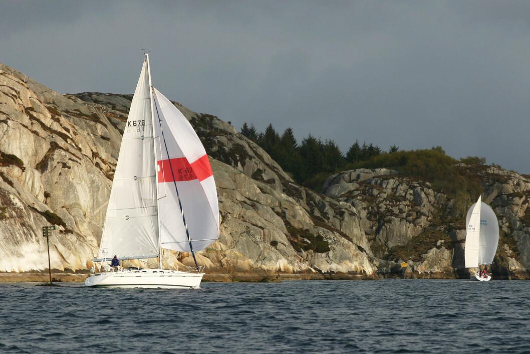 2005: Den første Seilmakeren Doublehanded ble arrangert i 2005. I år går regattaen for 13. gang med 32 båter på startlinjen.