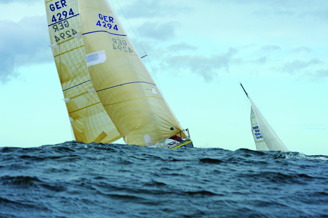 FÆRDERSEILASEN: Deltagelsen vil i år sannsynligvis ende på pluss/minus 600 båter.