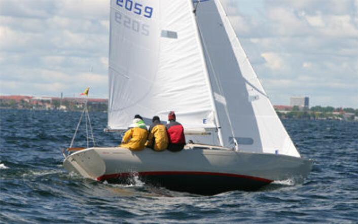 IF båten holder seg populær og er en av de største entypeklassene i Færderseilasen.
