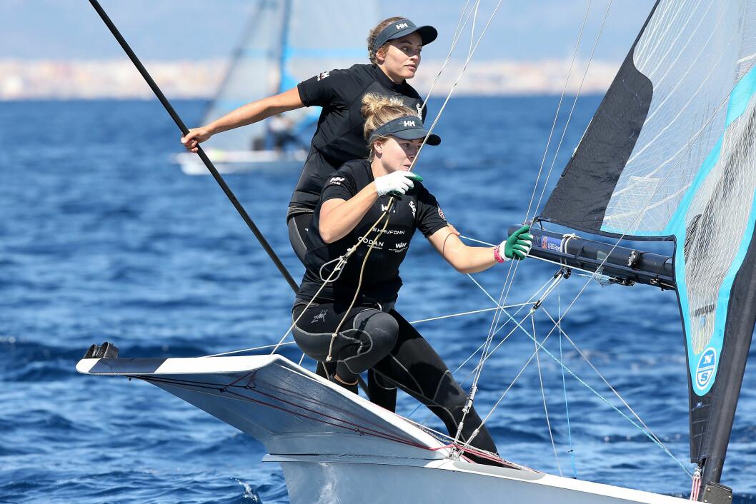 Helene Næss og Marie Rønningen vant finalen