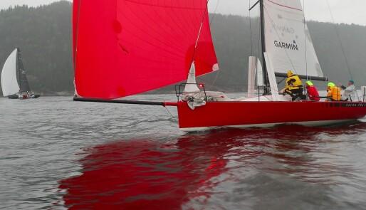 Stor seier i liten båt