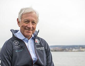 Stang Heffermehl kan bli styremedlem i World Sailing